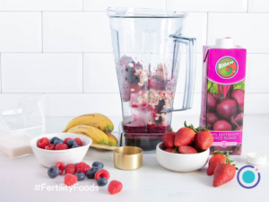 Beetroot and Berry Smoothie